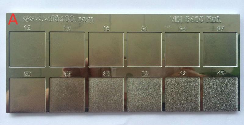 VDI3400, Mold Texturing, VDI finish, EDM Surface -HZ Mold,Plastic